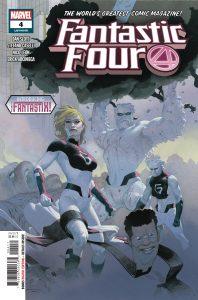 Fantastic Four #4 (2018)