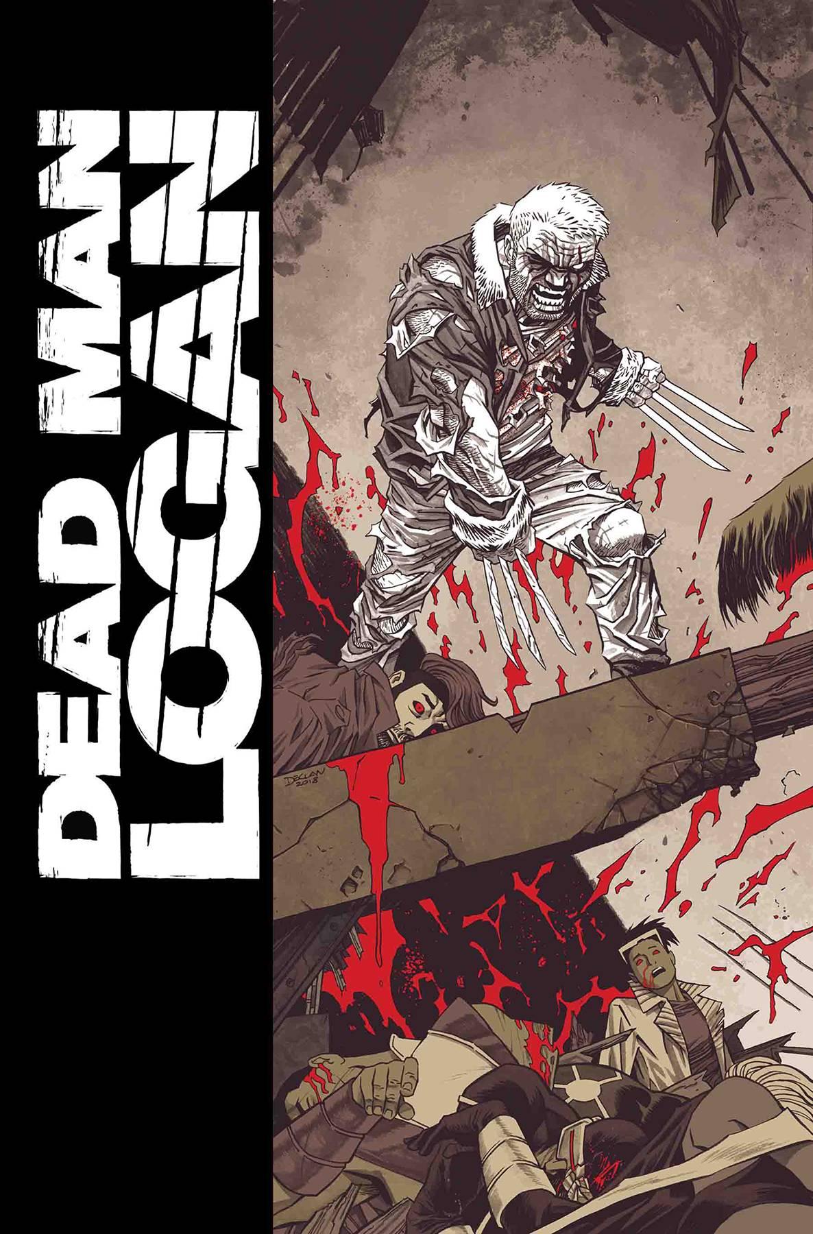 Dead Man Logan #1 (2018)