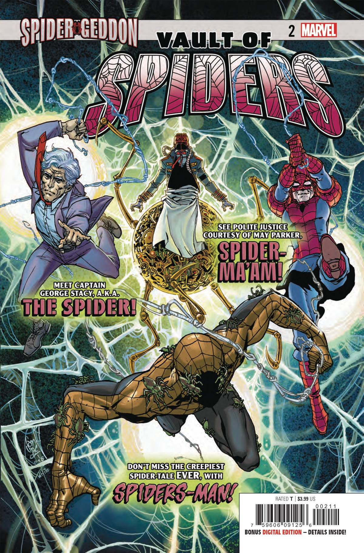Vault Of Spiders #2 (2018)