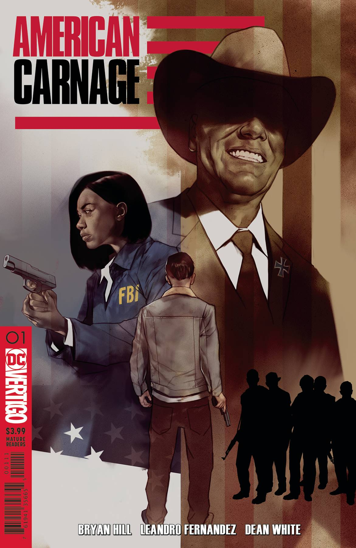 American Carnage #1 (2018)