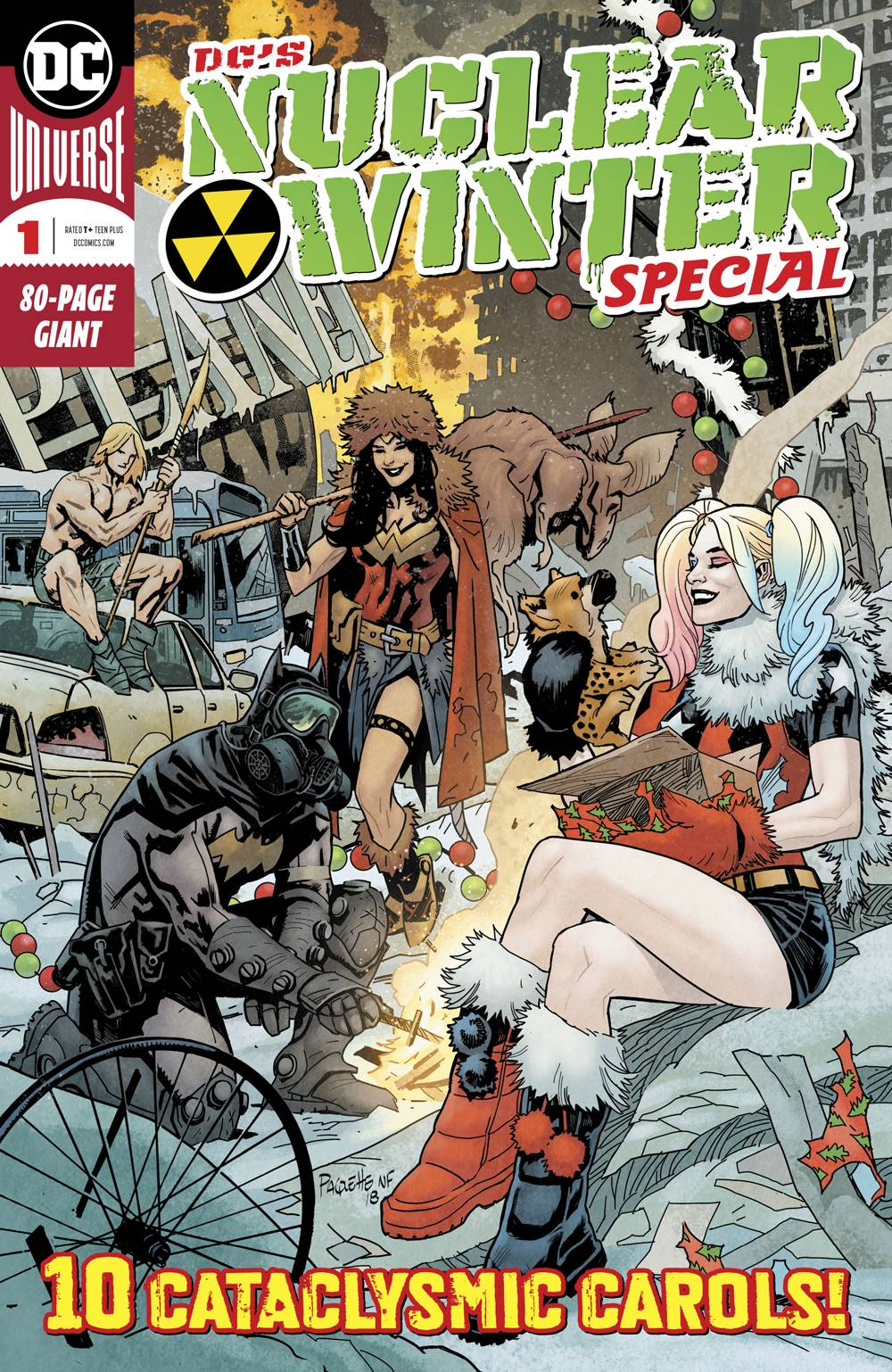 DCNuclear Winter Special #1 (2018)