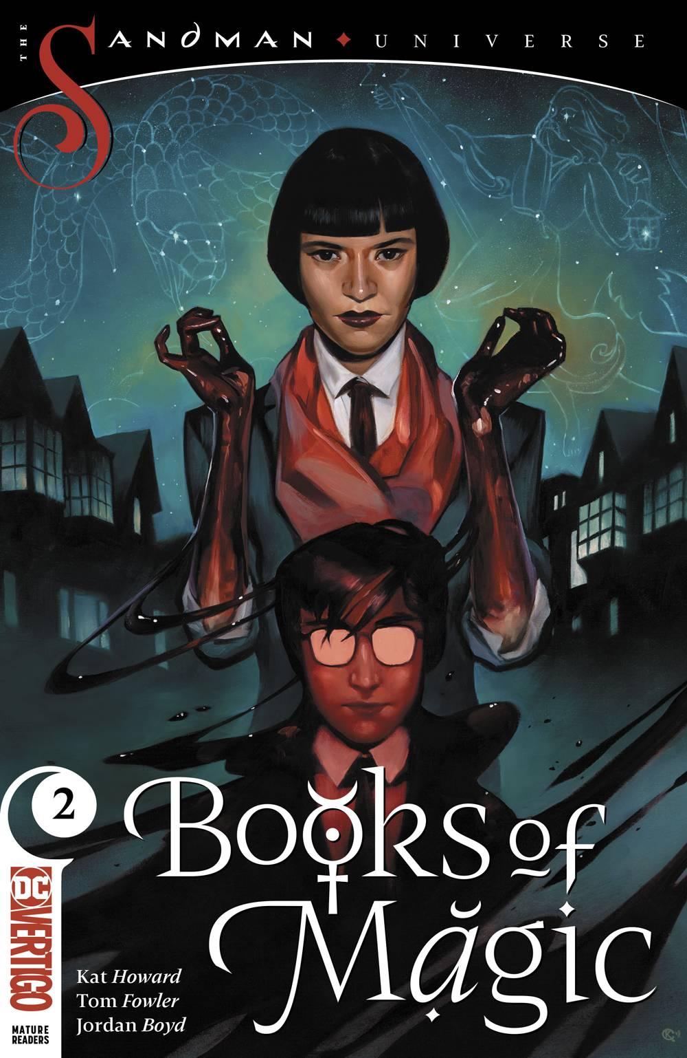 Books Of Magic #2 (2018)