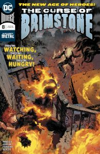 Curse Of The Brimstone #8 (2018)
