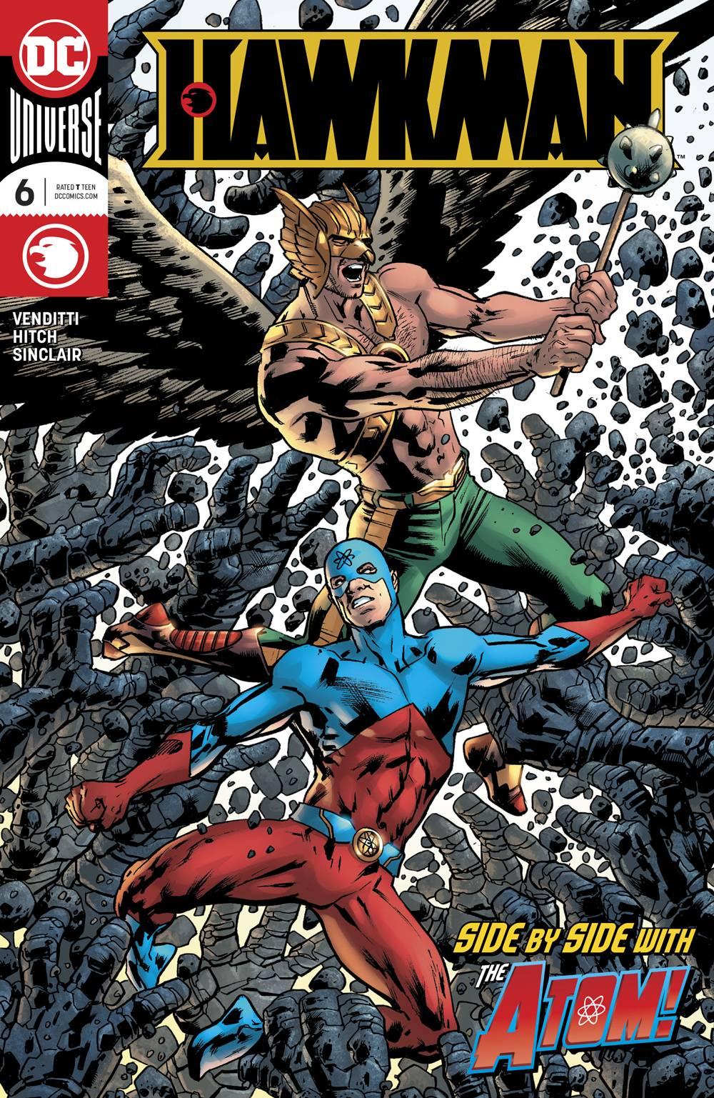 Hawkman #6 (2018)