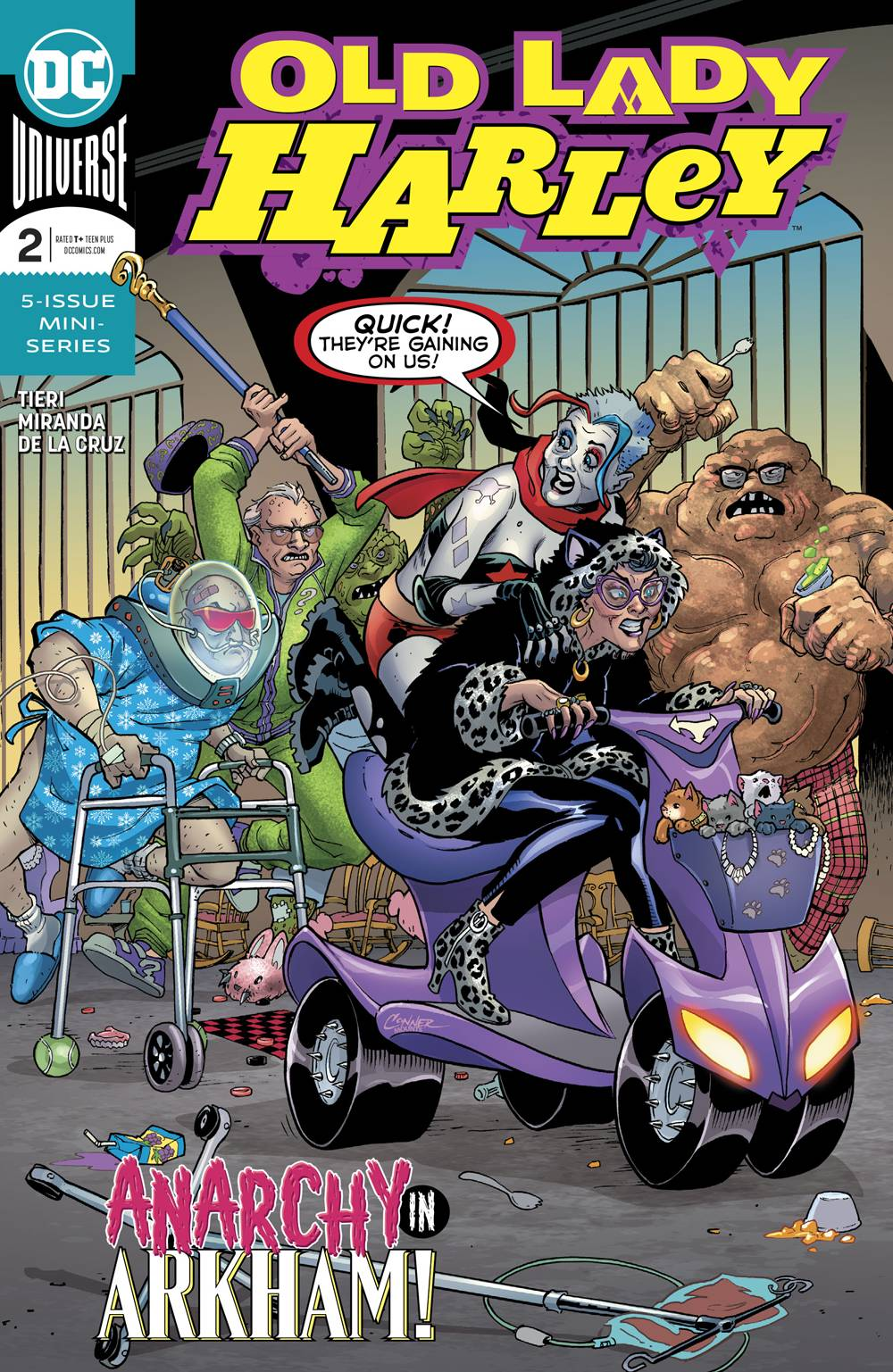 Old Lady Harley #2 (2018)