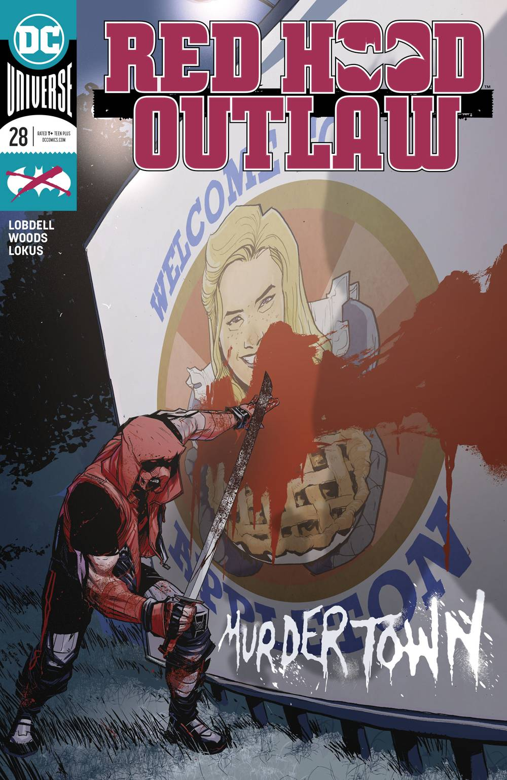 Red Hood and the Outlaws #28 (2018)