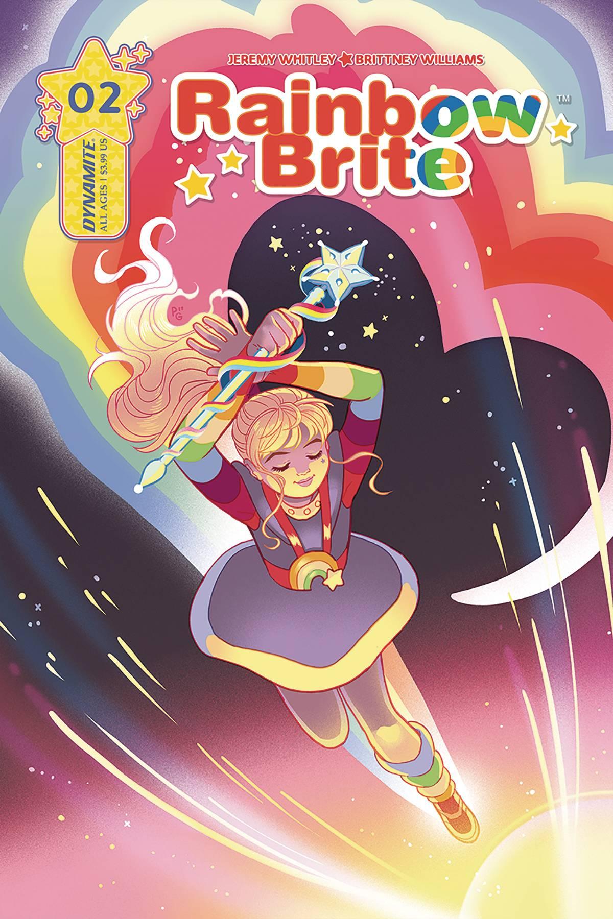 Rainbow Brite #2 (2018)