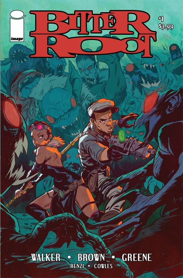 Bitter Root #1 (2018)