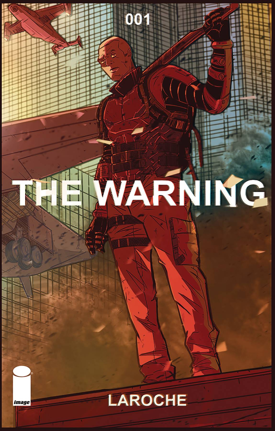 The Warning #1 (2018)