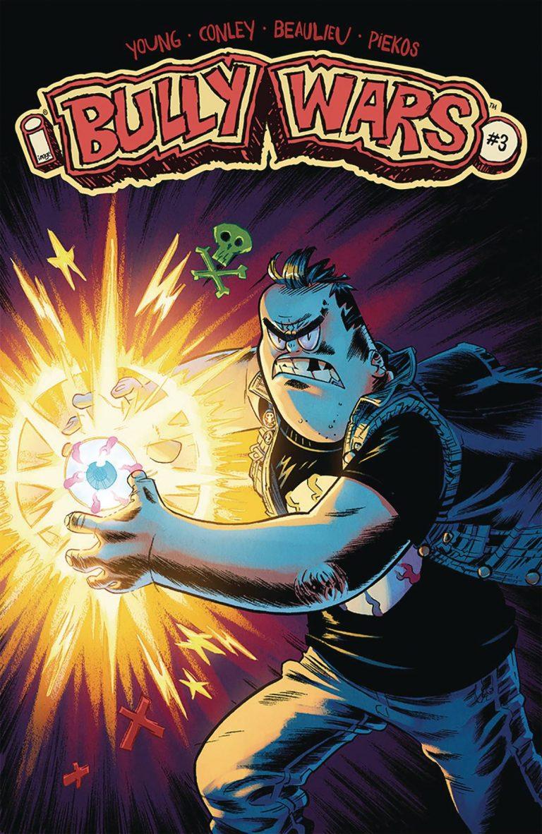 Bully Wars #3 (2018)