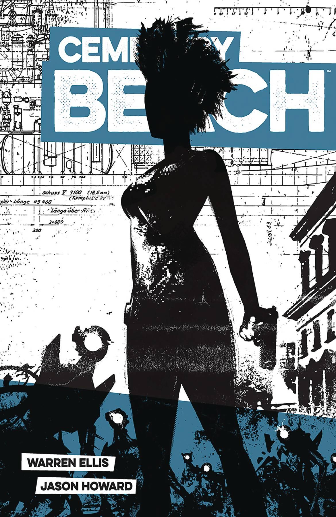 Cemetery Beach #3 (2018)