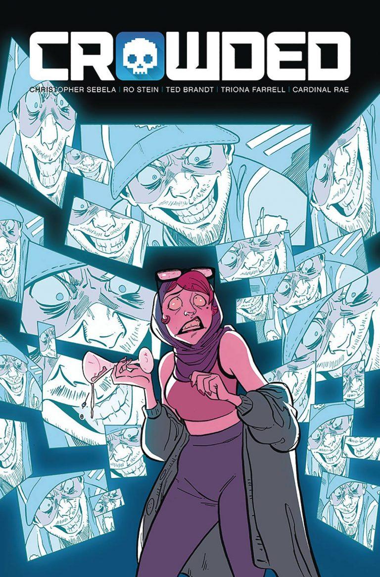 Crowded #4 (2018)