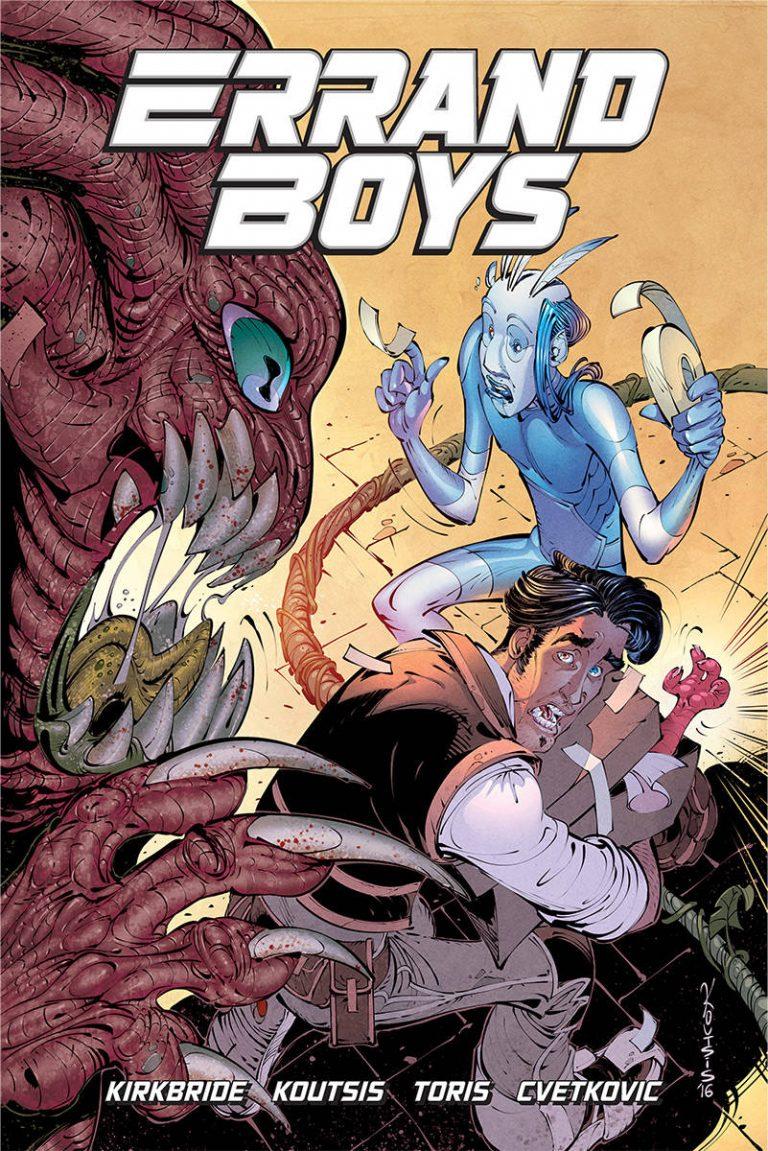 Errand Boys #2 (2018)