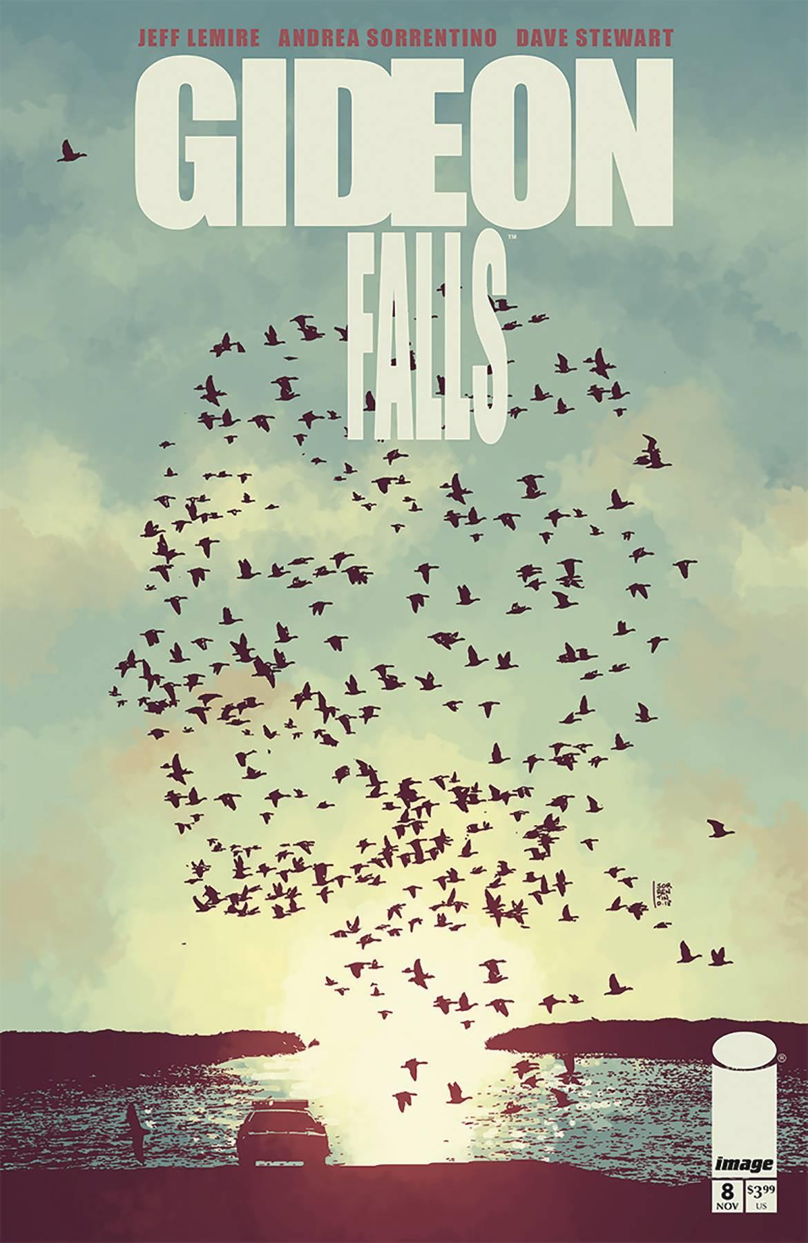 Gideon Falls #8 (2018)