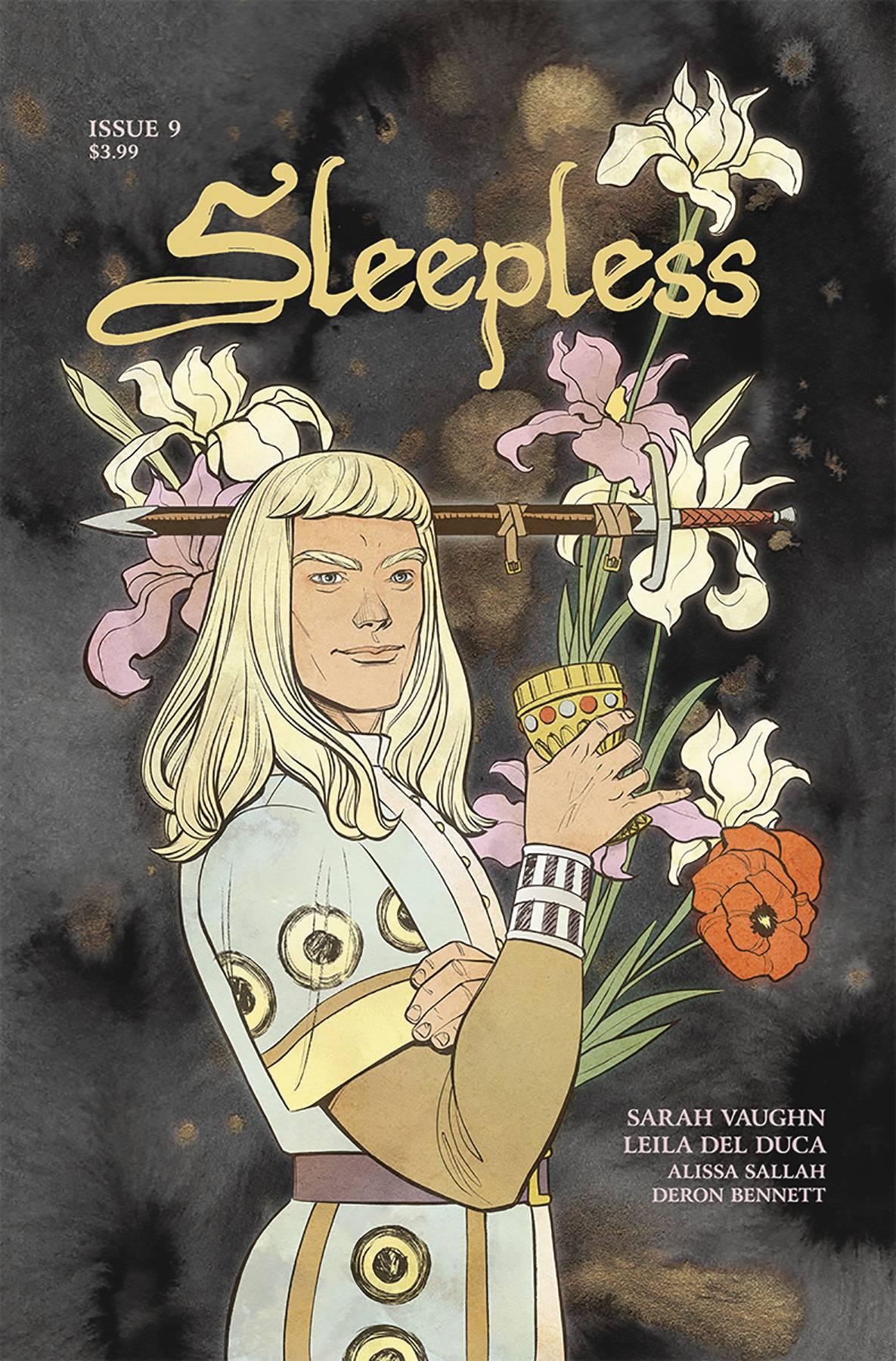 Sleepless #9 (2018)