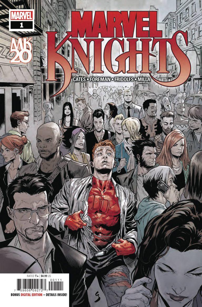 Marvel Knights 20th #1 (2018)
