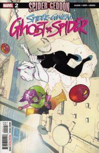 Spider-Gwen: Ghost Spider #2 (2018)