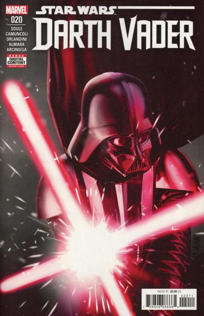 Star Wars Darth Vader #20 (2018)