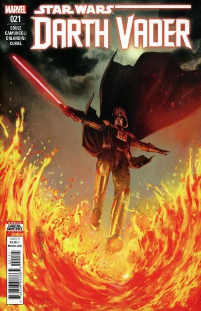 Star Wars Darth Vader #21 (2018)