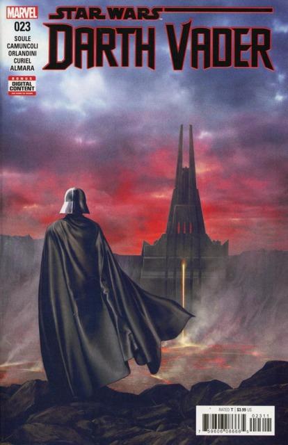 Star Wars Darth Vader #23 (2018)