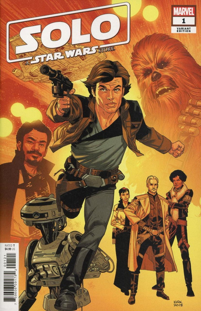 Star Wars: Solo Adaptation #1 (2018)