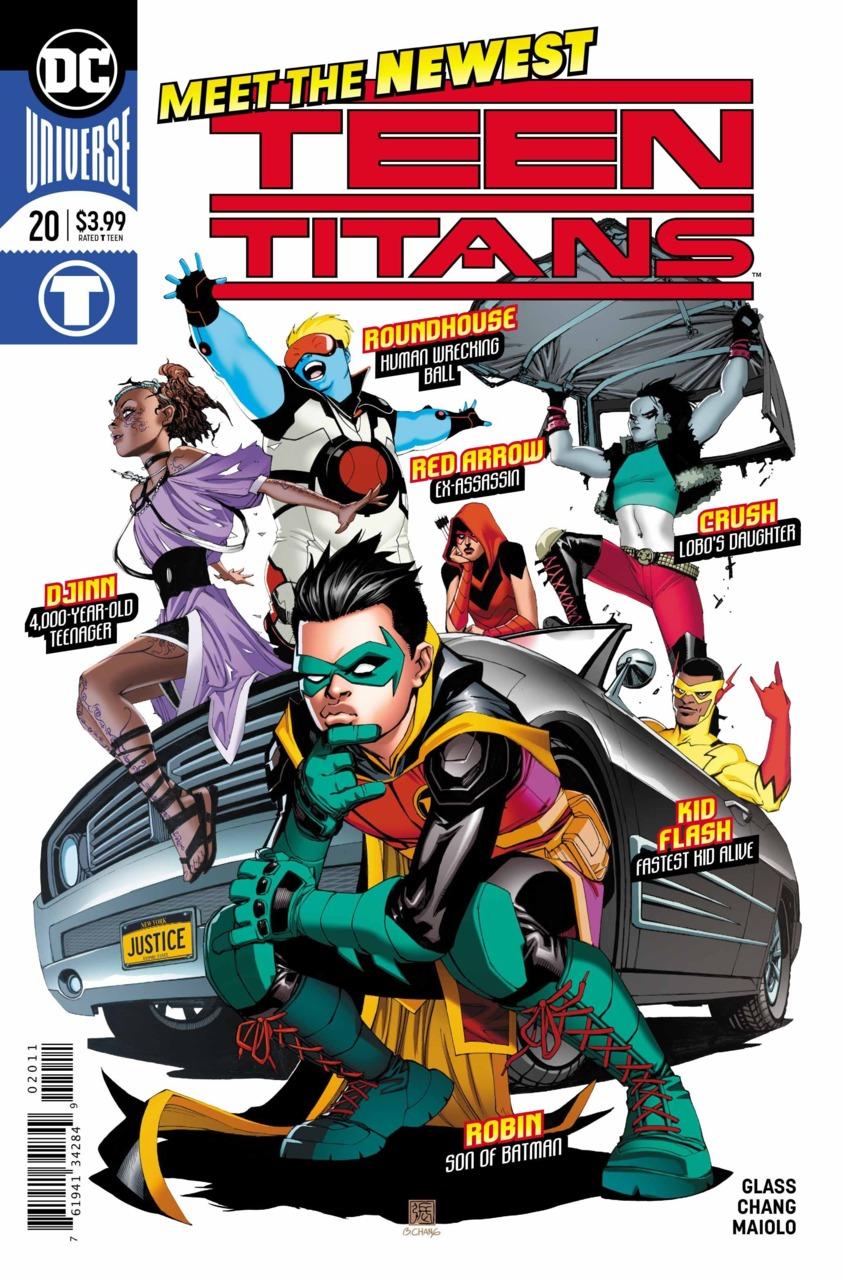 Teen Titans #20 (2018)