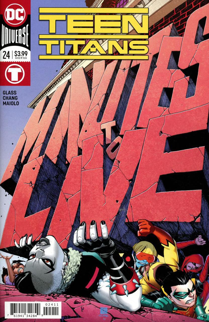 Teen Titans #24 (2018)