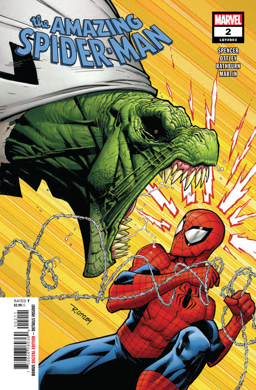 The Amazing Spider-Man #2 (2018)
