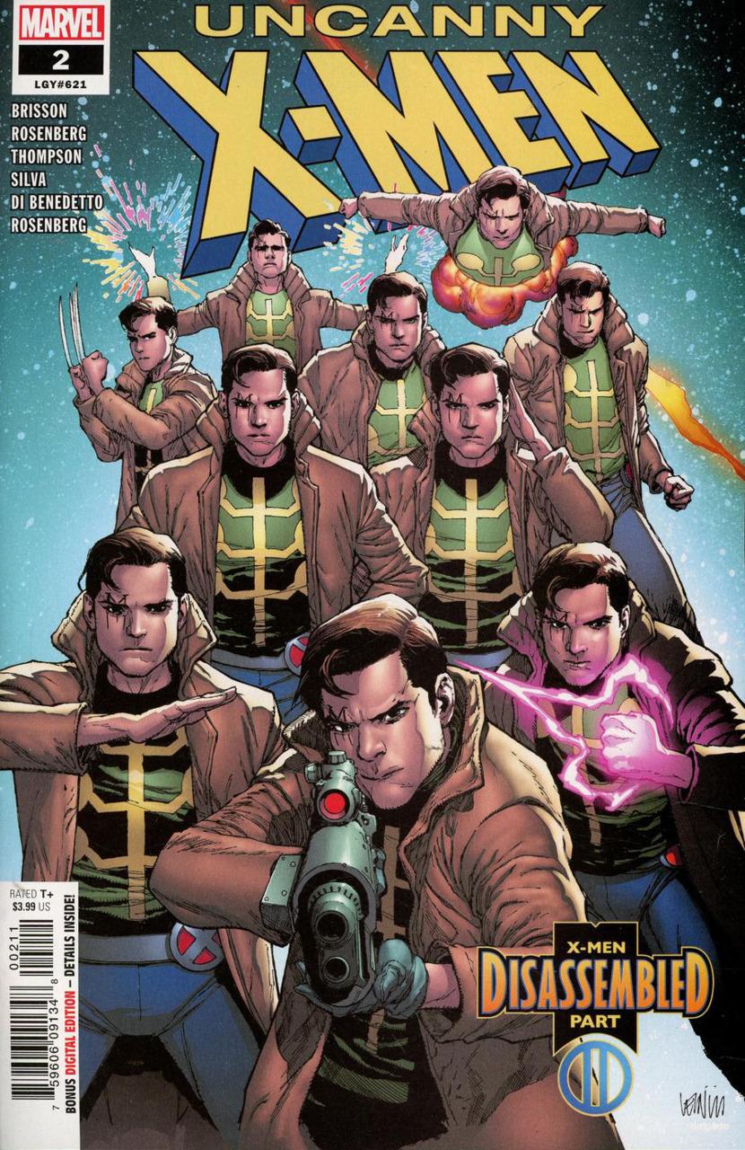 Uncanny X-men #2 (2018)