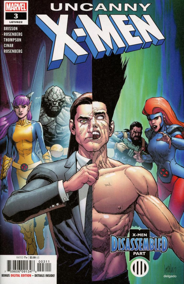 Uncanny X-men #3 (2018)