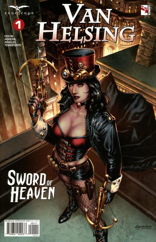 Van Helsing: Sword Of Heaven #1 (2018)