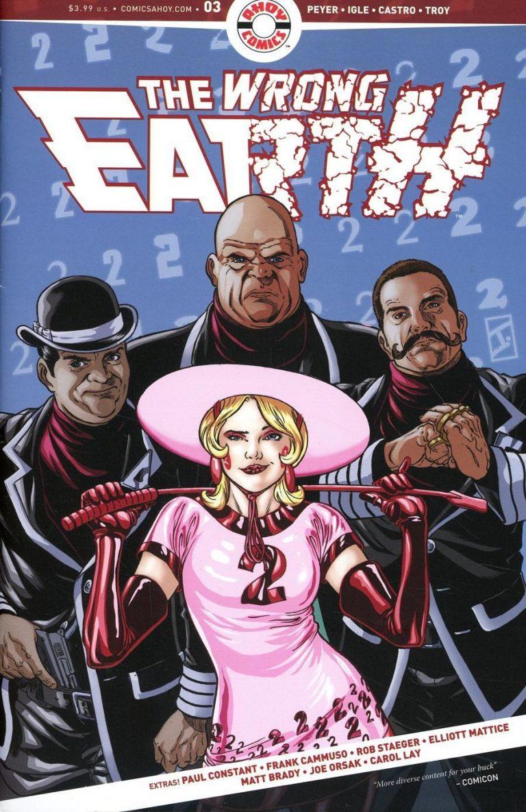 Wrong Earth #3 (2018)