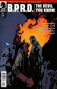 B.P.R.D.: The Devil You Know #11 (2018)