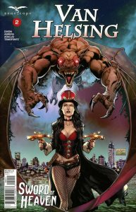Van Helsing: Sword Of Heaven #2 (2018)