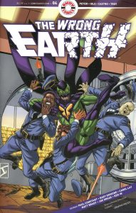 Wrong Earth #4 (2018)