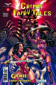 Grimm Fairy Tales #9 (2016)