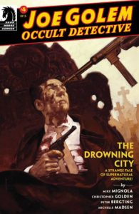 Joe Golem: Occult Detective - The Drowning City #4 (2018)