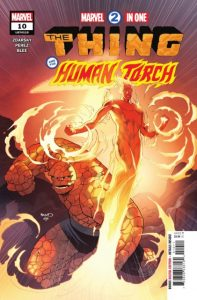 Marvel Two-In-One #10 (2018)