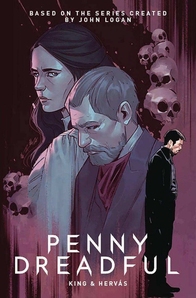 Penny Dreadful #12 (2018)