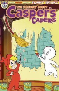 Casper's Capers #2 (2018)