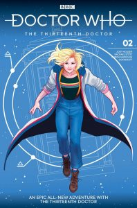 Doctor Who: The Thirteenth Doctor #2 (2018)