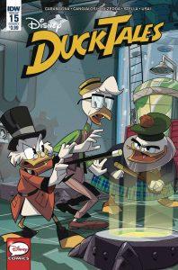 DuckTales #15 (2018)