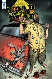 Road Of The Dead: Highway To Hell #2 (2018)