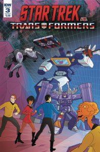 Star Trek vs Transformers #3 (2018)