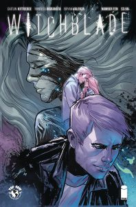 Witchblade #10 (2018)