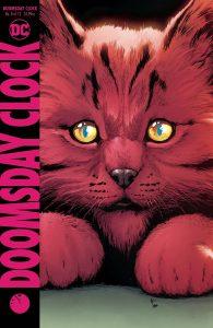 Doomsday Clock #8 (2018)