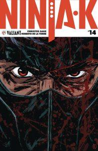 Ninja-K #14 (2018)