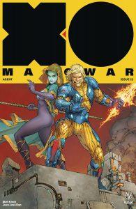 X-O Manowar #22 (2018)