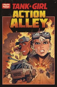Tank Girl: Action Alley #1 (2018)