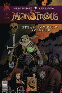 Monstrous #2 (2018)